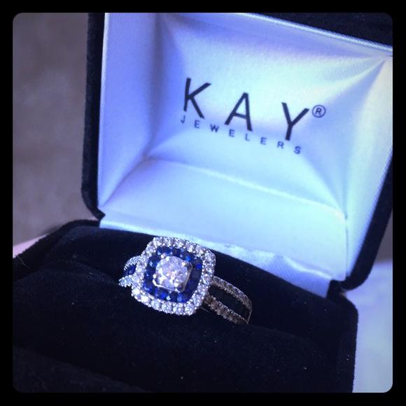 Kay Jewelers Jewelry Engagement Ring Poshmark